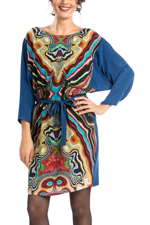 desigual damen kleid boho hippie kleid vest sil ebay. Black Bedroom Furniture Sets. Home Design Ideas
