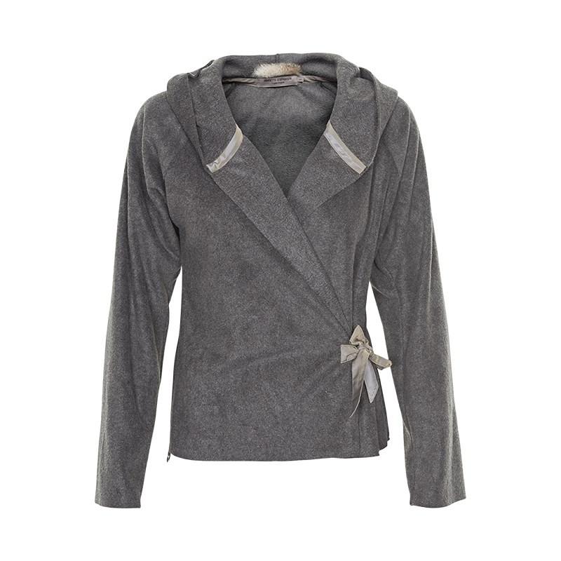 henriette steffensen kurze sportliche damen fleece jacke. Black Bedroom Furniture Sets. Home Design Ideas